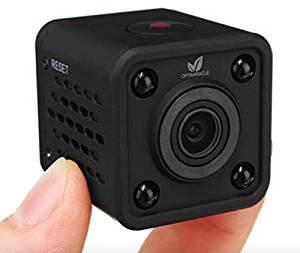 cámara espía mini